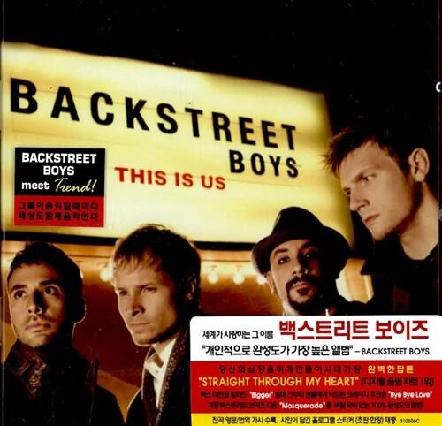 Backstreet Boys - This Is Us