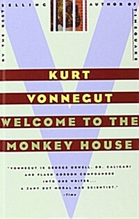 Welcome to the Monkey House (Library Binding, Reprint)