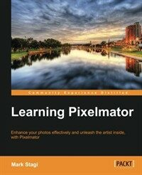 Learning Pixelmator : enhance your photos effectively and unleash the artist inside, with Pixelmator