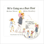 노부영 We're Going on a Bear Hunt (Paperback + CD)