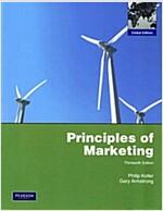 Principles of Marketing (Paperback, 13th International Edition)