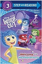 Welcome to Headquarters (Disney/Pixar Inside Out) (Paperback)
