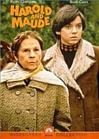 [수입] Harold & Maude (헤롤드 앤드 모드) (2000)(지역코드1)(한글무자막)(DVD)