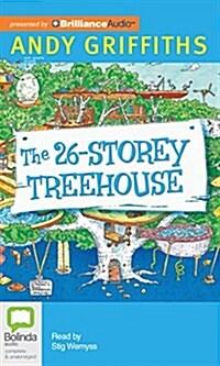 The 26-Storey Treehouse (Audio CD)