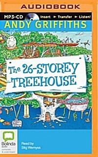 The 26-Storey Treehouse (MP3 CD)