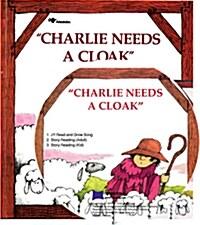 [베오영] Charlie Needs a Cloak (Paperback + CD 1장)