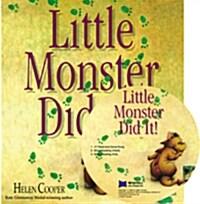 [베오영] Little Monster Did It! (Paperback + CD 1장)
