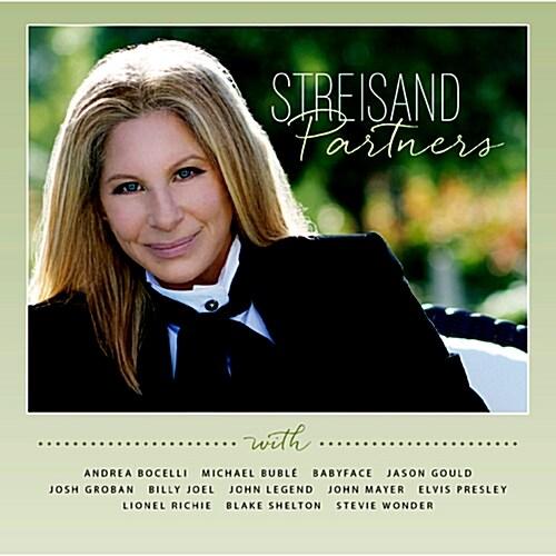 Barbra Streisand - Partners [2CD 디럭스 에디션]