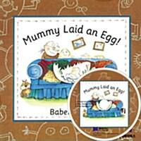 [베오영] Mummy Laid an Egg! (Paperback + CD 1장)