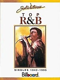 Top R&B Singles 1942-1995: Hardcover (Top R & B Singles) (Hardcover)