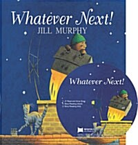 [베오영] Whatever Next! (Paperback + CD 1장)