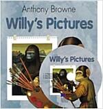 베오영 Willy's Pictures (원서 & CD) (Paperback + CD)