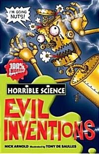 Evil Inventions (Paperback)