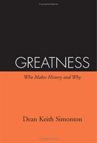 Greatness : who makes history and why