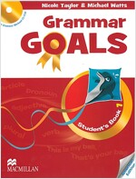 American Grammar Goals Level 1 Student's Book Pack (Package)