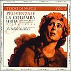 [수입] 프란체스코 프로벤찰레 : 라 코롬바 페리타 [2CD]