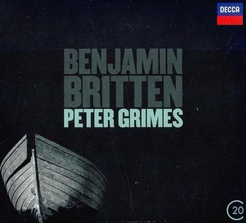 [수입] 브리튼 : 피터 그라임스 [2CD]