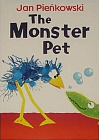 Rigby Literacy by Design: Small Book Grade K the Monster Pet (Paperback)