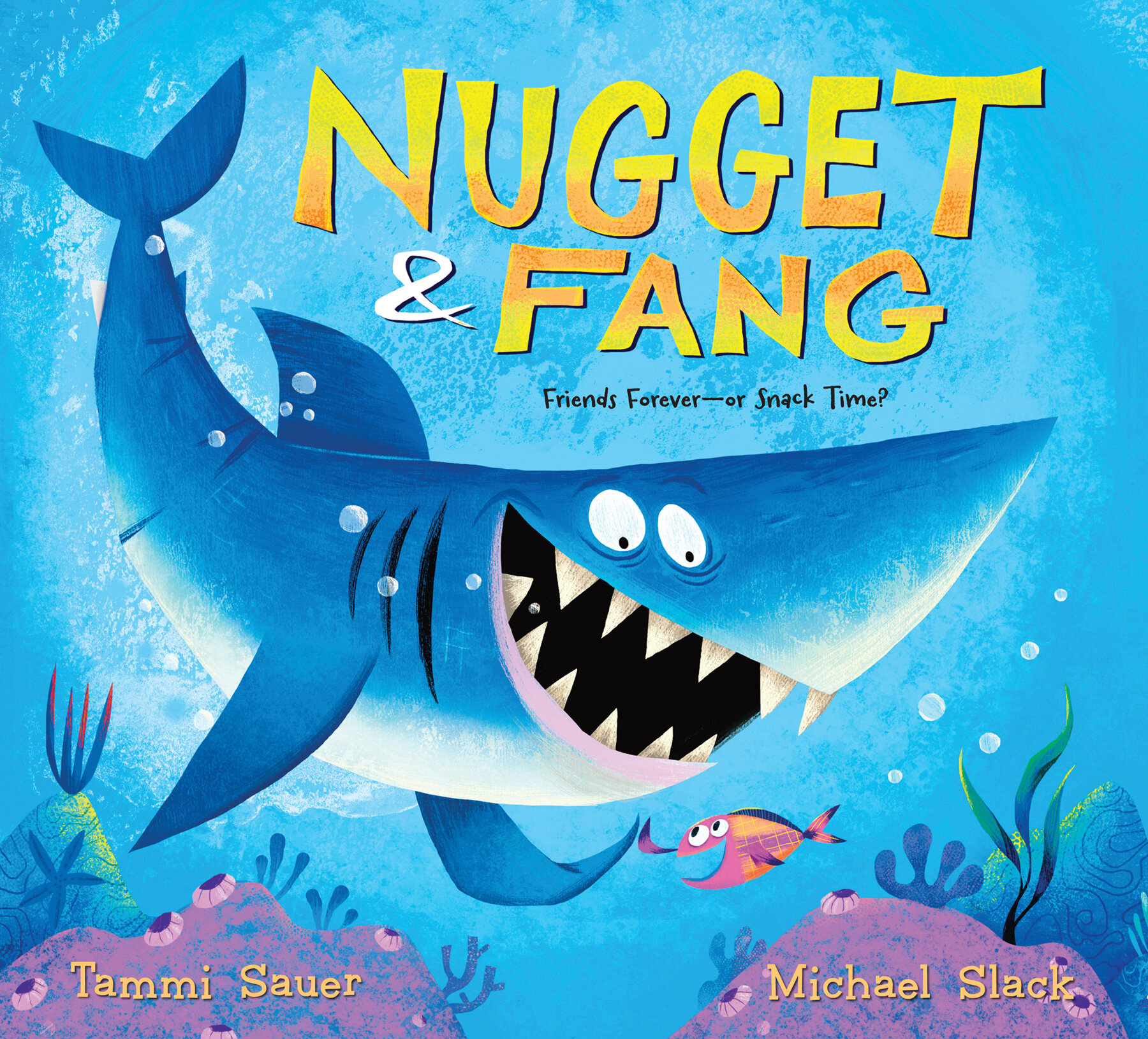 Nugget and Fang: Friends Forever--Or Snack Time? (Paperback)