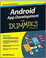 Android App Development for Dummies (Paperback, 3)
