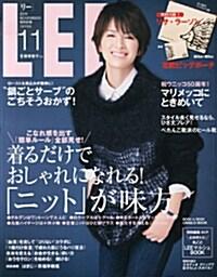 LEE (リ-) 2014年 11月號 [雜誌] (月刊, 雜誌)