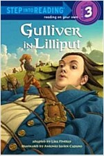 Gulliver in Lilliput (Paperback)