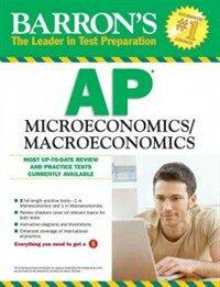 Barron's AP Microeconomics/Macroeconomics (Paperback, 5)
