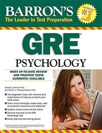 Barron's GRE Psychology (Paperback, 7)