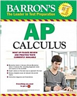 Barron's AP Calculus (Paperback, 13)