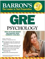 Barron's GRE Psychology (Paperback, 7)