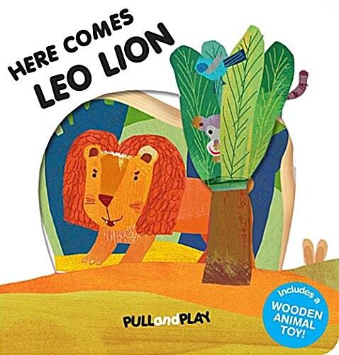 Here Comes Leo Lion (Board Books)