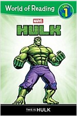 World of Reading: Hulk This Is Hulk (Paperback)