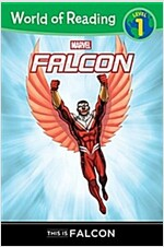 World of Reading: This Is Falcon: Level 1 (Paperback)