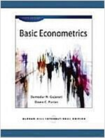 Basic Econometrics (Paperback, 5th Edition)