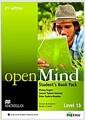 [중고] Open Mind 2nd Edition AE Level 1B Student's Book Pack (Package)