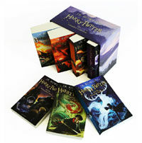 Harry Potter Box Set: The Complete Collection Children's Paperback (Paperback)