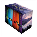 Harry Potter Box Set: The Complete Collection (Children's Paperback) (Package)