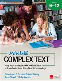 Mining complex text, 6-12 : using and creating graphic organizers to grasp content and share new understandings