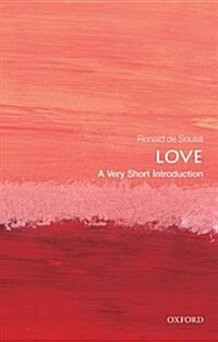 Love: A Very Short Introduction (Paperback)