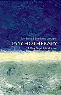 Psychotherapy: A Very Short Introduction (Paperback)