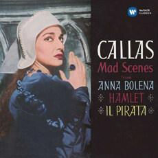 [수입] 마리아 칼라스 - 광란의 장면 (1958) [오리지널 커버 LP 미니어쳐]