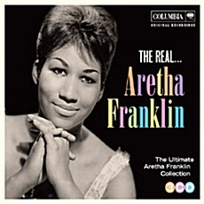 [수입] The Real… Aretha Franklin [3CD]