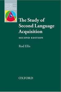 The study of second language acquisition 2nd ed