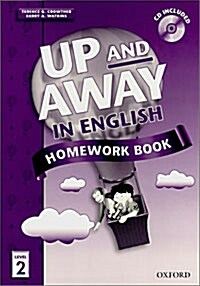 Up and Away in English Homework Books: Pack 2 (Package)