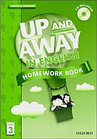 Up and Away in English Homework Books: Pack 3 (Package)