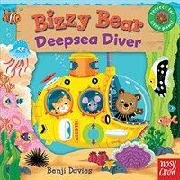 Bizzy Bear: Deepsea Diver (Board Book)