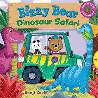 Bizzy Bear: Dinosaur Safari (Board Book)