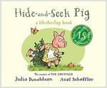 Hide-and-Seek Pig (Board Book, Reprints)