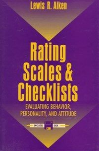 Rating scales and checklists : evaluating behavior, personality, and attitudes
