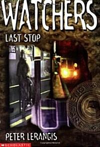 [중고] Last Stop (Mass Market Paperback)